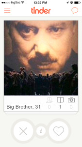 Tinder Big Brother